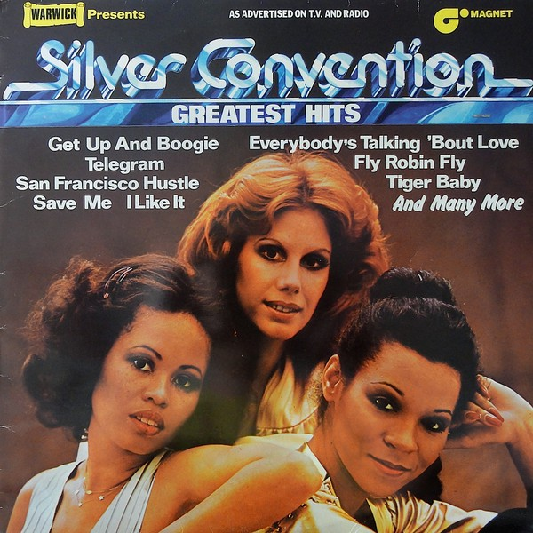 Silver Convention Greatest Hits Vinyl