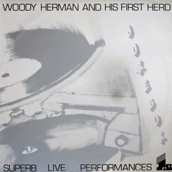 Woody Herman And His First Herd Juke Box Vinyl