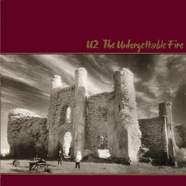 U2 The Unforgettable Fire Vinyl