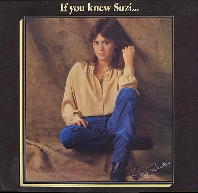Quatro, Suzi If You Knew Suzi... Vinyl
