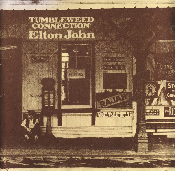 John, Elton Tumbleweed Connection