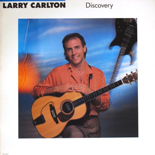 Carlton, Larry Discovery Vinyl