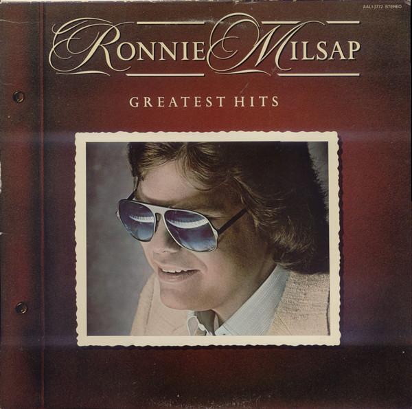 Ronnie Milsap Greatest Hits Vinyl