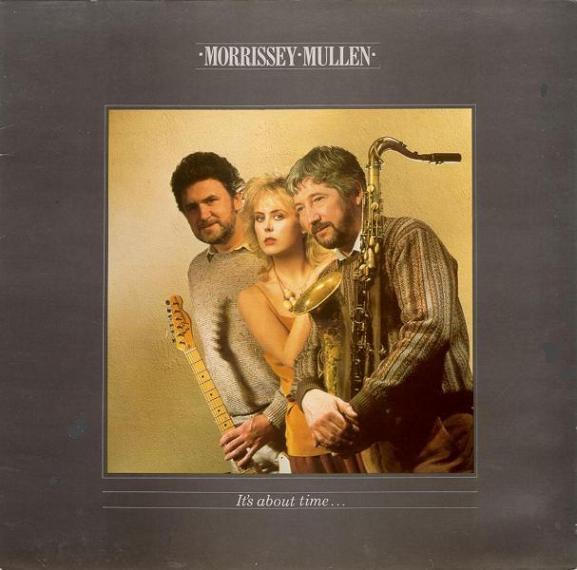 Morrissey Mullen It's About Time Vinyl