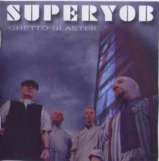 Superyob Ghetto Blaster CD