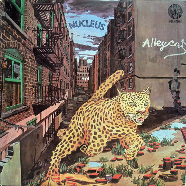 Nucleus Alley Cat Vinyl