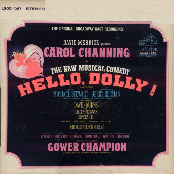 Hello Dolly Carol Channing