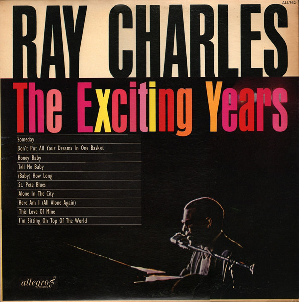 Charles, Ray The Exciting Years