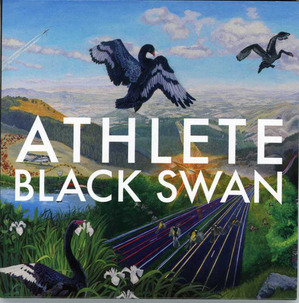 Athlete Black Swan CD