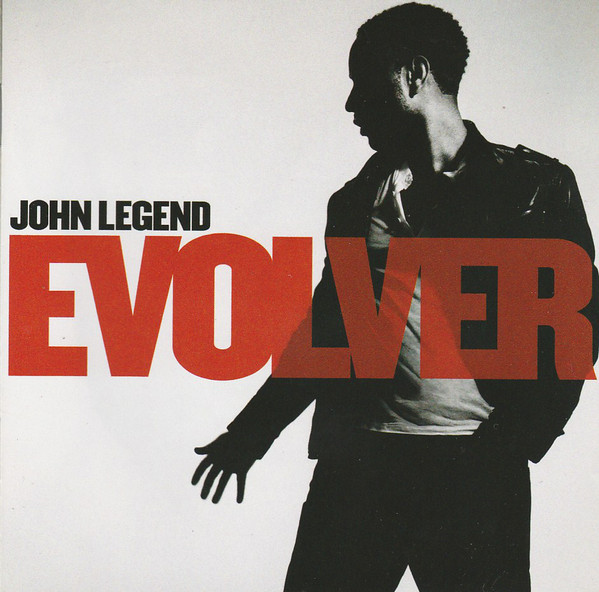 Legend, John Evolver CD
