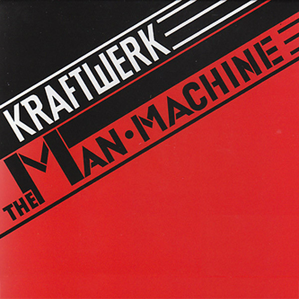 Kraftwerk The Man Machine