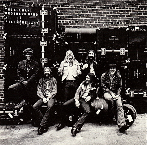 Allman Brothers Band (The) At Fillmore East CD