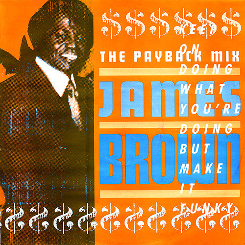 James Brown The Payback Mix Vinyl