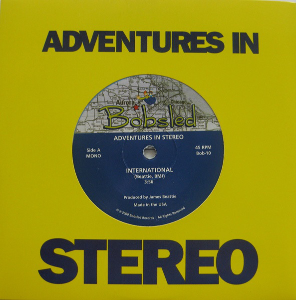 Adventures In Stereo International Vinyl