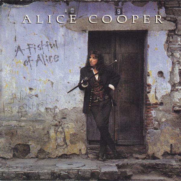 Cooper Alice A Fistful Of Alice