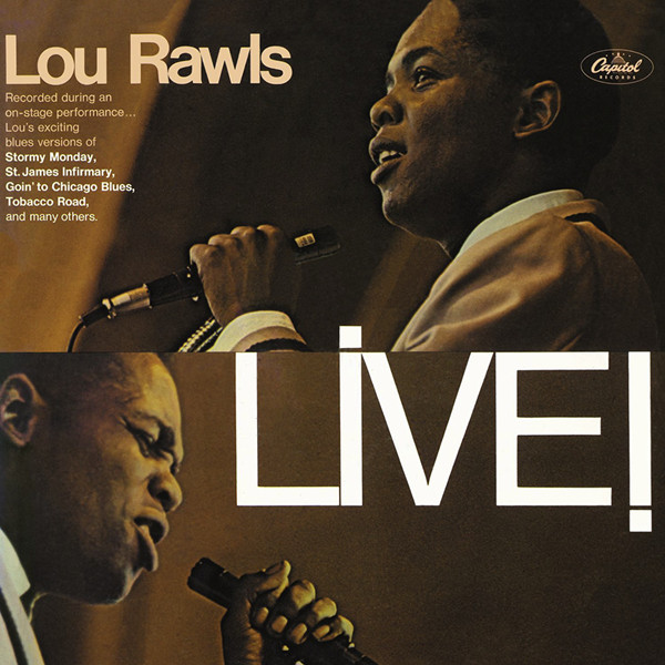 Rawls, Lou Lou Rawls Live