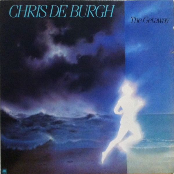 De Burgh Chris The Getaway Vinyl
