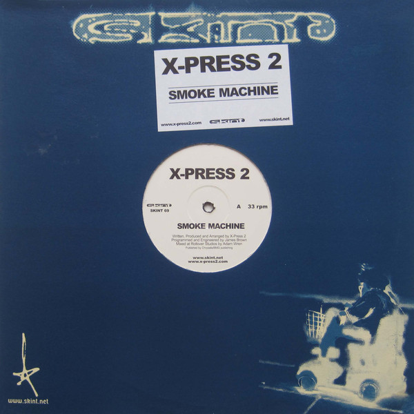X-Press 2 Smoke Machine
