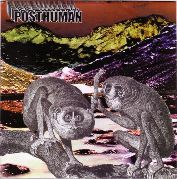 Posthuman The Uncertainty Of The Monkey  Vinyl