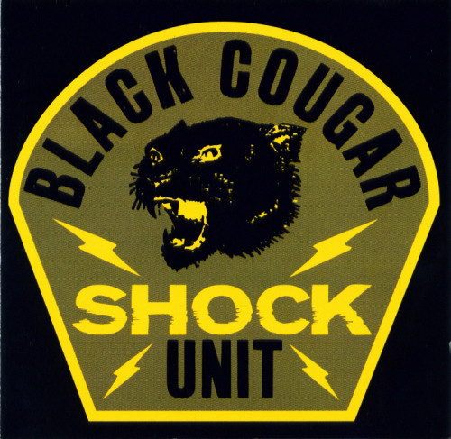 Black Cougar Shock Unit Black Cougar Shock Unit