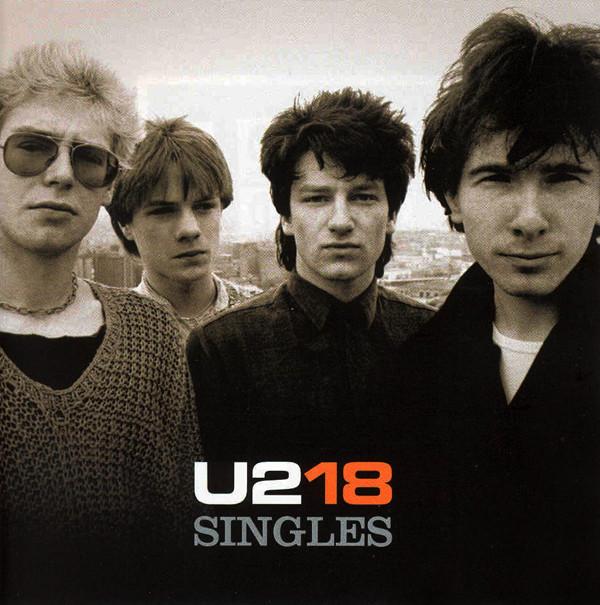 U2 U218 Singles Vinyl