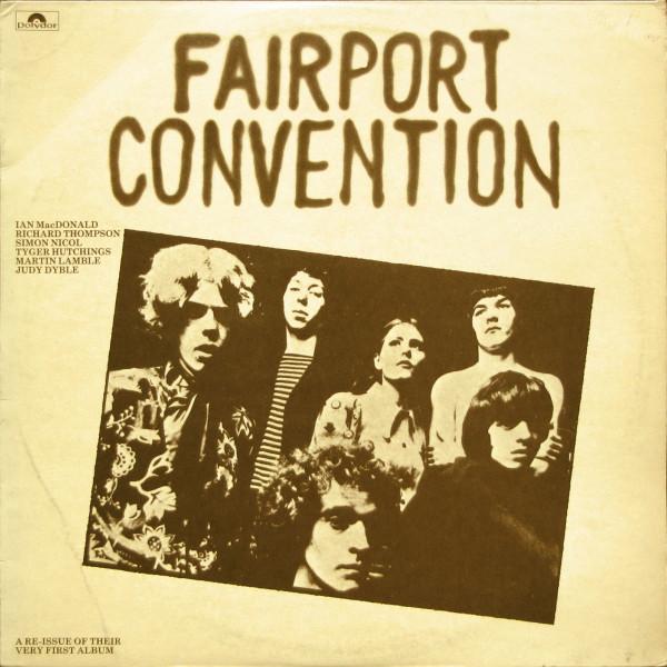 Fairport Convention Fairport Convention Vinyl