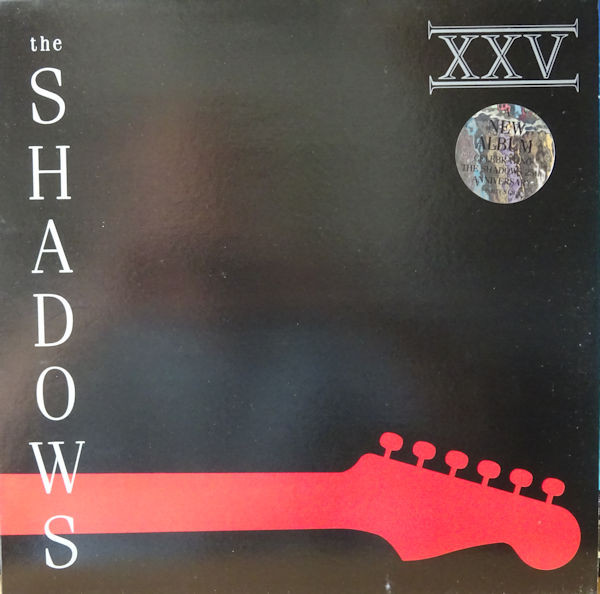 The Shadows XXV Vinyl