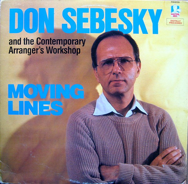 Sebesky, Don Moving Lines Vinyl
