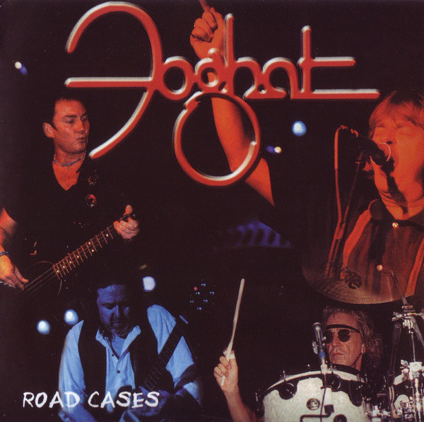 Foghat Road Cases