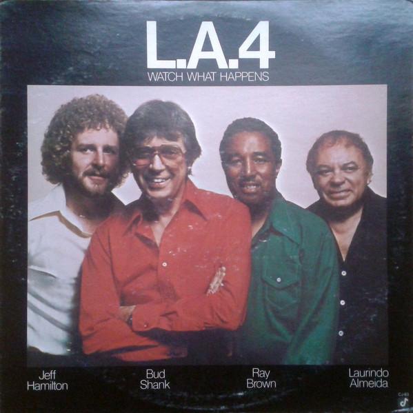 L.A.4 Watch What Happens Vinyl