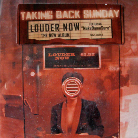 Taking Back Sunday Louder Now