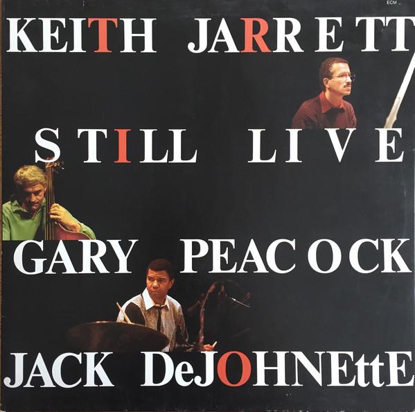 Jarrett, Keith Still Live Vinyl