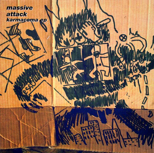 Massive Attack Karmacoma EP