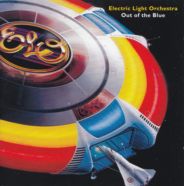 Electric Light Orchestra Out Of The Blue CD