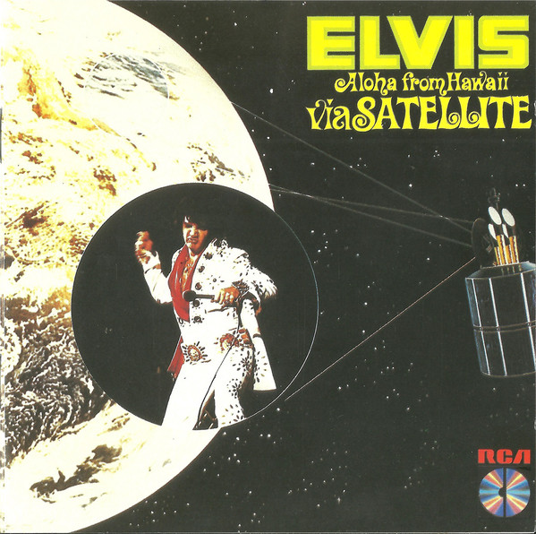 Presley, Elvis  Aloha From Hawaii Via Satellite  Vinyl
