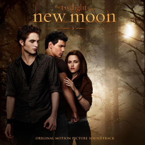 Various The Twilight Saga: New Moon (Original Motion Picture Soundtrack) CD