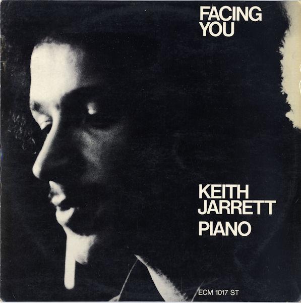 Jarrett, Keith Facing You Vinyl