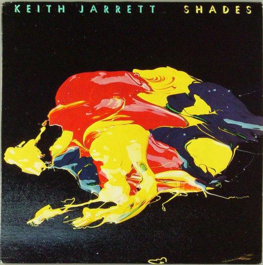 Jarrett, Keith Shades Vinyl