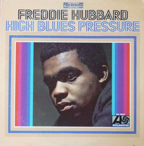 Freddie Hubbard High Blues Pressure Vinyl