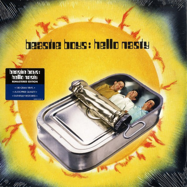 Beastie Boys Hello Nasty Vinyl