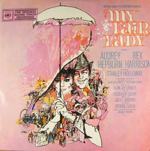 Previn, Andre My Fair Lady Vinyl