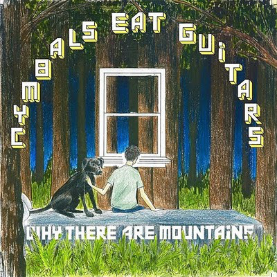Cymbals Eat Guitars Why There Are Mountains CD