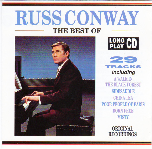 Conway, Russ The Best Of Russ Conway