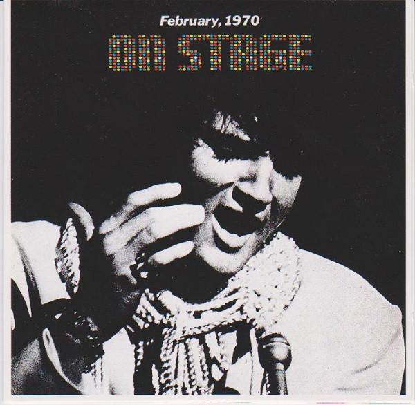 Presley, Elvis On Stage, February 1970 CD