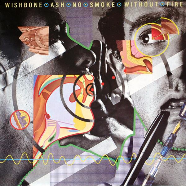 Wishbone Ash No Smoke Without Fire Vinyl