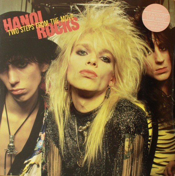 Hanoi Rocks Two Steps From The Movie