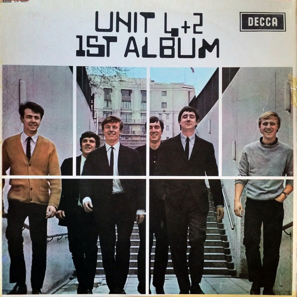 Unit 4 + 2 1st Album