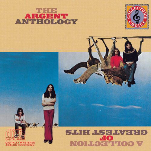 Argent The Argent Anthology - Greatest Hits