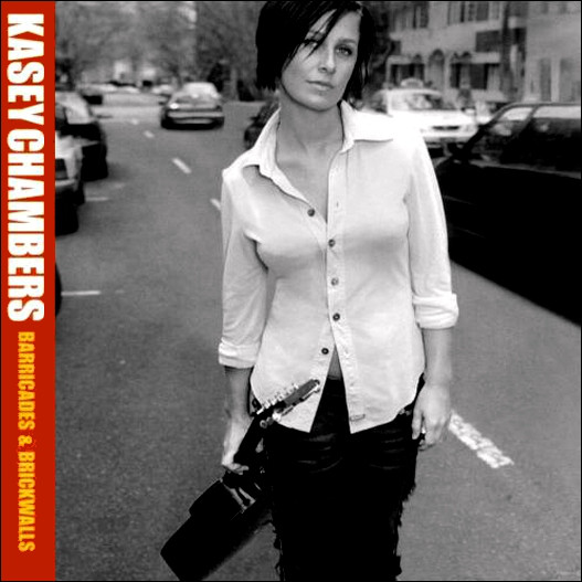 Chambers, Kasey Barricades & Brickwalls CD