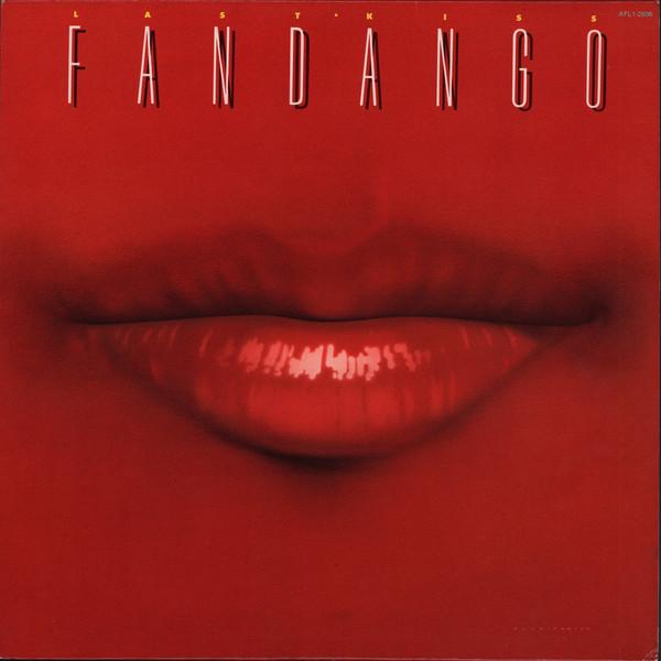 Fandango Last Kiss Vinyl